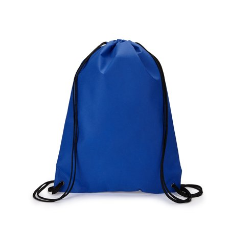A Product of Liberty Bags Non-Woven Drawstring - ROYAL - OS [Saving and Discount on bulk, Code Christo]