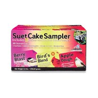 Suet Sampler Pack, 11 Cakes + Cage, Heath Manufacturing, SCS-1