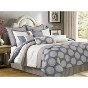 Nanshing Grand Avenue Naomi 10-piece Comforter Set with Accent Pillows