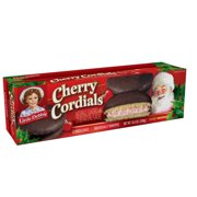 Little Debbie Family Pack Cherry Cordials Snack Cakes, 10.5 oz