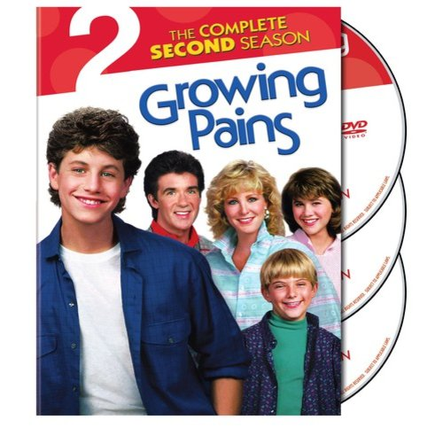 Growing Pains: The Complete Second Season (Full Frame)
