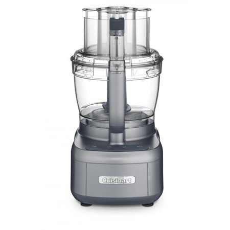 Cuisinart Elemental 13 Cup Food Processor with Dicing, Dark Gray