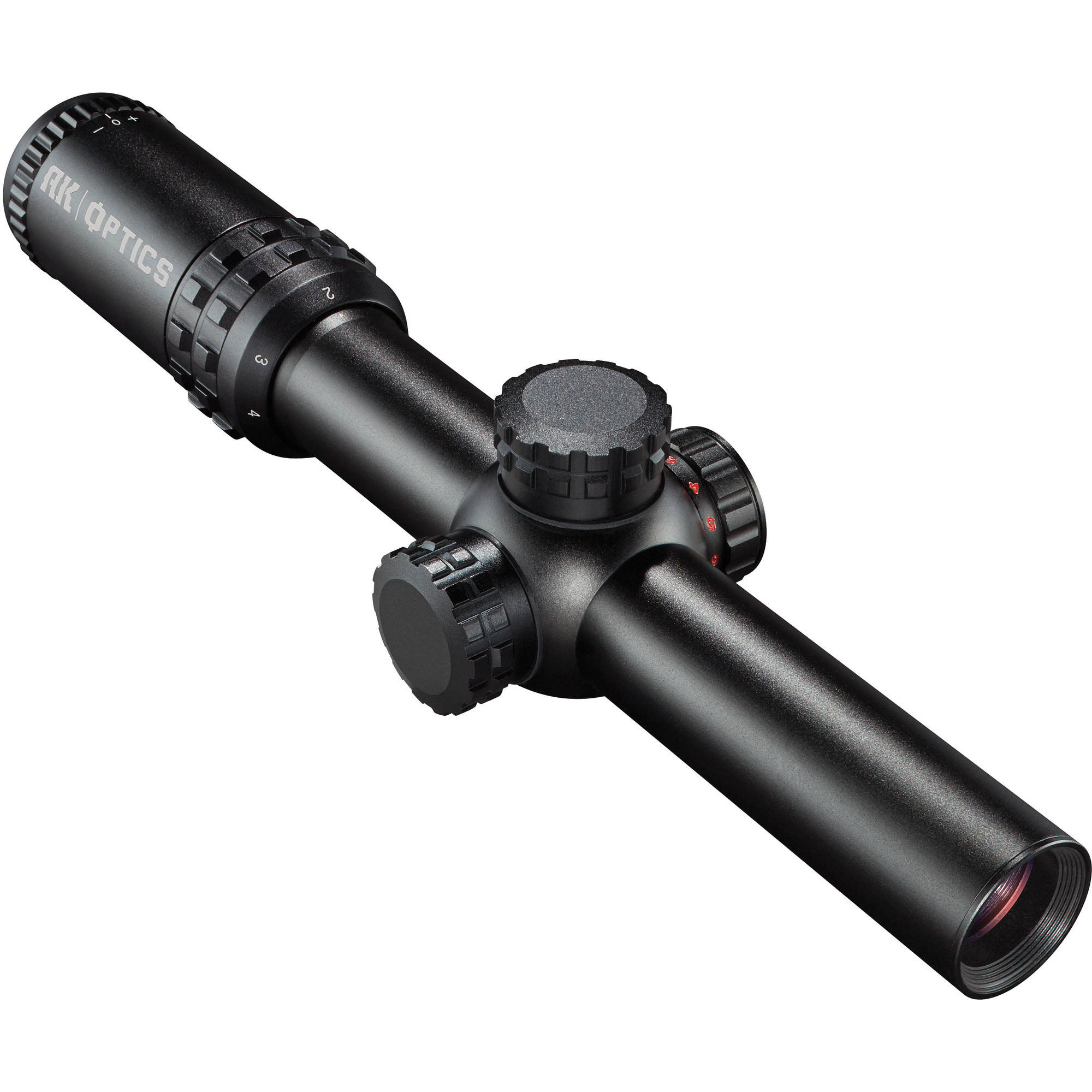 Bushnell AK Optics 1-4x 24mm Riflescope, Matte Finish by Bushnell