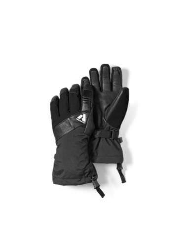 Eddie Bauer Mens Mountain Ops Leather Gloves