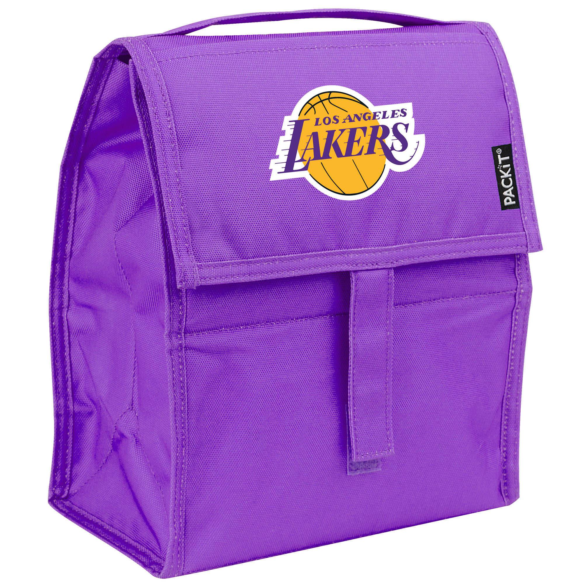 Los Angeles Lakers PackIt Lunch Box - No Size