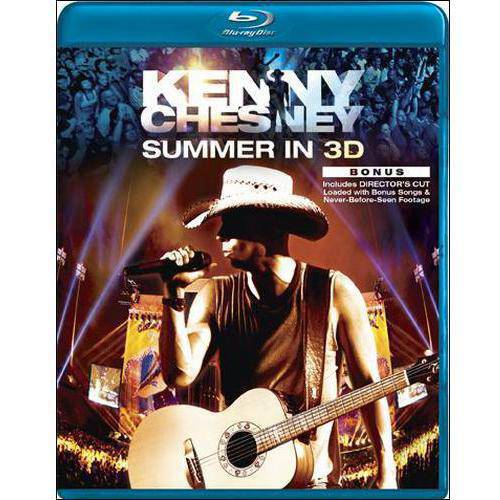 Kenny Chesney: Summer In 3D (Blu-ray) (Widescreen)