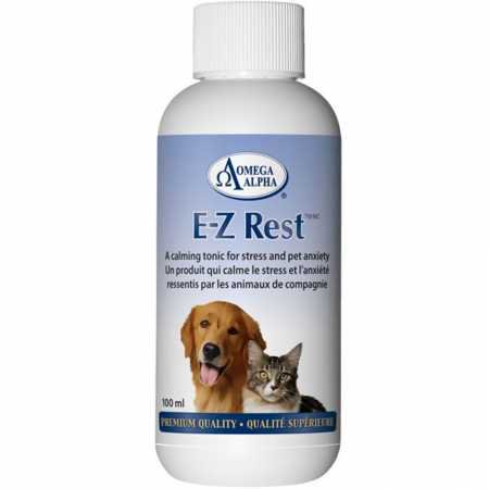 Omega Alpha EZ Rest 4 oz
