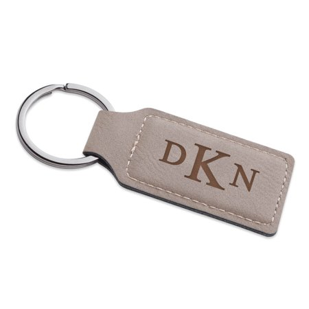Personalized Key Chain with Monogram](Personalized Keys)