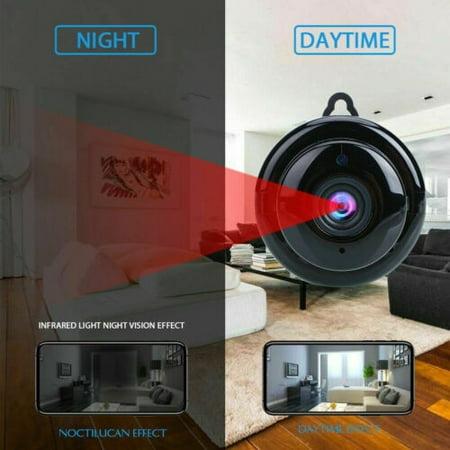 Mini Spy Camera Wireless Wifi IP Home Security Cam HD