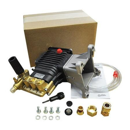 AR Blue Clean Pressure Washer 4000 PSI 4 GPM Triplex Plunger Pump RSV4G40-PKG