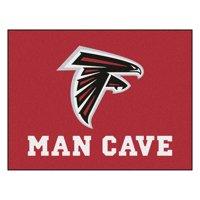 """NFL - Atlanta Falcons Man Cave All-Star Mat 33.75""""x42.5"""""""