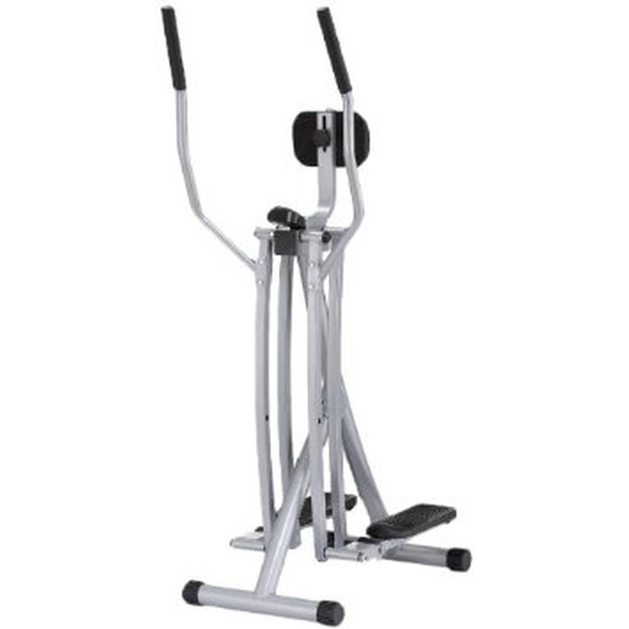 Sunny Health & Fitness SF-E902 Air Walk Trainer Glider w  LCD Monitor by Sunny Health & Fitness