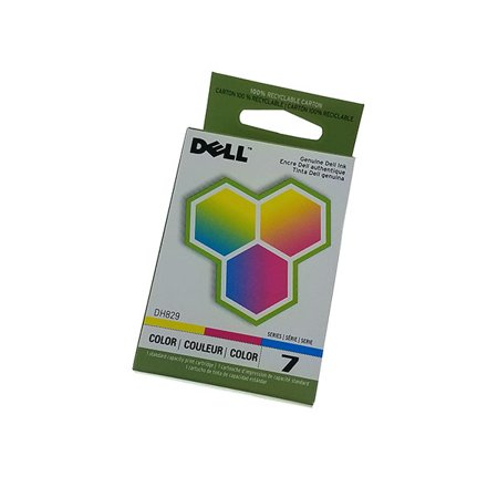 New SEALED Genuine Dell Series 7 Color Ink for 966 968 968w All in One Printer