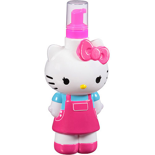 Hello Kitty Cotton Candy Scented Foaming Hand & Body Wash, 7.94 fl oz
