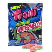 Gummy Candies: Trolli Sour Watermelon Sharks