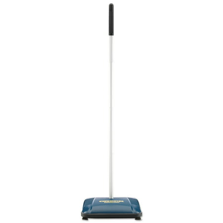 - Oreck Commercial Restaurateur Sweeper, Blue, 12 1/2 x 8 x 43 1/2