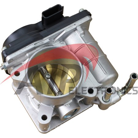 Brand New Throttle Body Assembly for 2009-2011  Nissan Versa 1.6L 16119ED00C Oem Fit TB12 (Throttle Body Assembly)