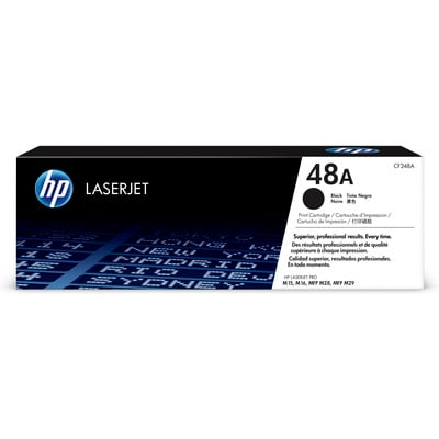 HP 48A Black Original LaserJet Toner Cartridge (Toner For Hp Laserjet P3005)