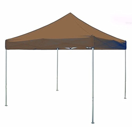 New MTN-G 10'X10' EZ POP UP Wedding Party Tent Folding Gazebo Beach