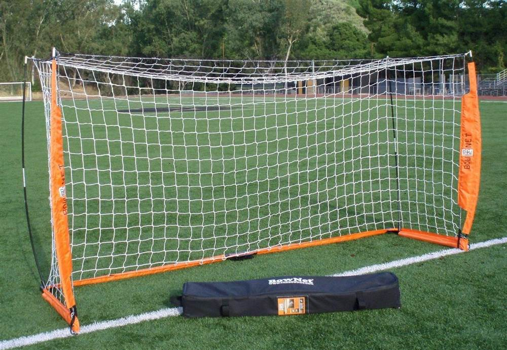 Bownet 5 x 10 Ft Indoor-Outdoor Soccer Goal by Bownet Sports
