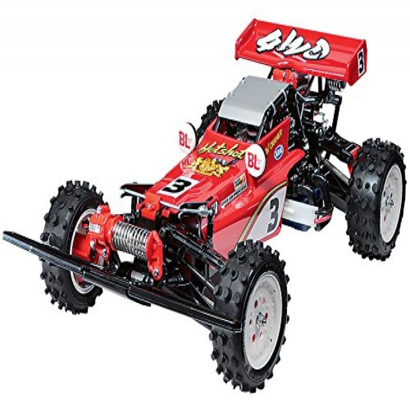 Tamiya America RC Hotshot Buggy Vehicle