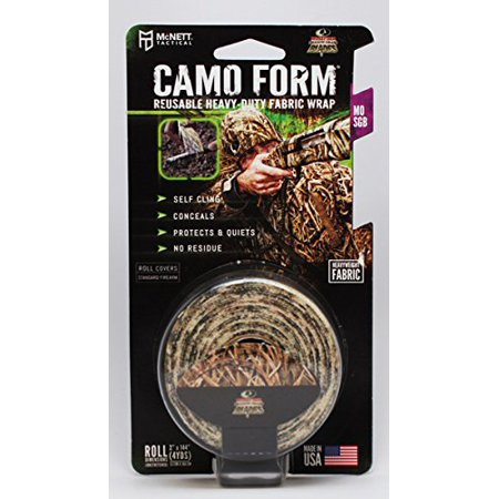 - Tactical Camo Form Protective Camouflage Wrap Mossy Oak Shadow Grass..., By McNett Ship from US