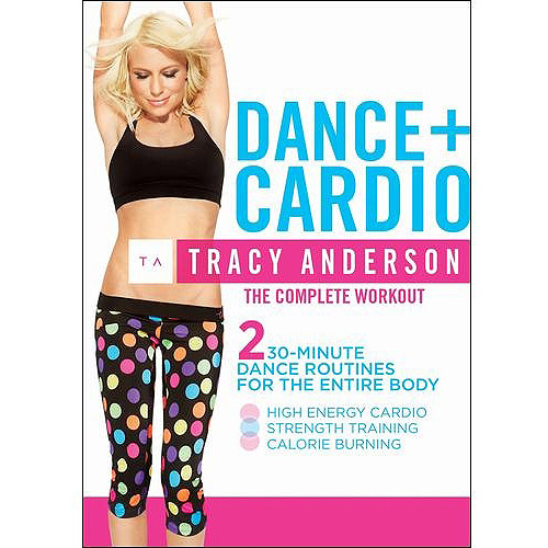 Tracy Anderson: Dance + Cardio - The Complete Workout