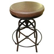 Cantina Adjustable Swivel Barstool