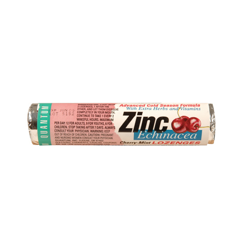 Quantum Research Zinc Echinacea - Case of 12