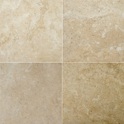 Emser Tile Natural Stone 12'' x 12'' Travertine Field Tile in Dore Antique
