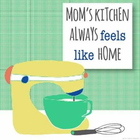 Moms Kitchen Mixer Canvas Art - Pamela J Wingard (24 x 24) Moms Kitchen Mixer Canvas Art - Pamela J Wingard (24 x 24)