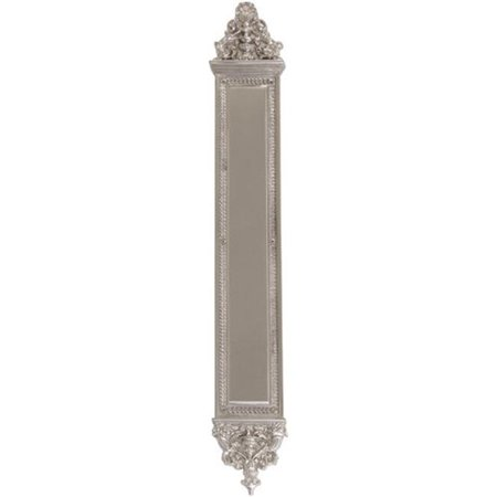 BRASS Accents A04-P5240-619 Apollo 3-.62 in. x 25-.50 in. Push Plate Satin