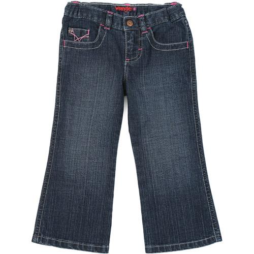 Wrangler Baby Girls' 5-pocket Bootcut Jeans
