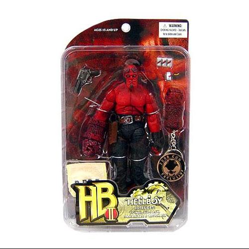 Hellboy 2 The Golden Army Hellboy Exclusive Action Figure [Locker Room]