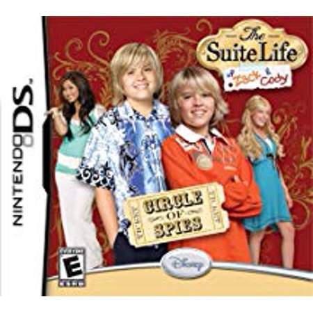 The Suite Life of Zack & Cody: Circle of Spies - Nintendo Ds (Refurbished) CO Cartridge
