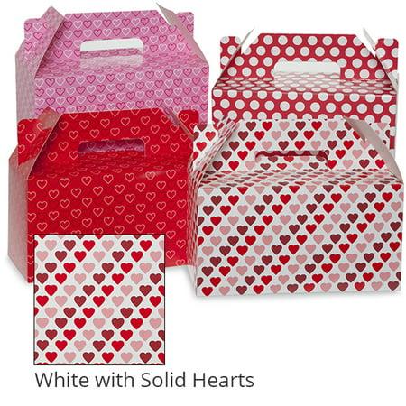 Medium Valentine Gable Box 10in - Gable Boxes Michaels