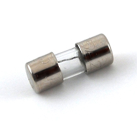 NTE Electronics 74-5FG1.6A-B Fuse-Miniature 5 X 20MM Glass 1.6A 125V//250V 5 Pack