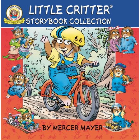Little Accessories Collection - Little Critter Storybook Collection