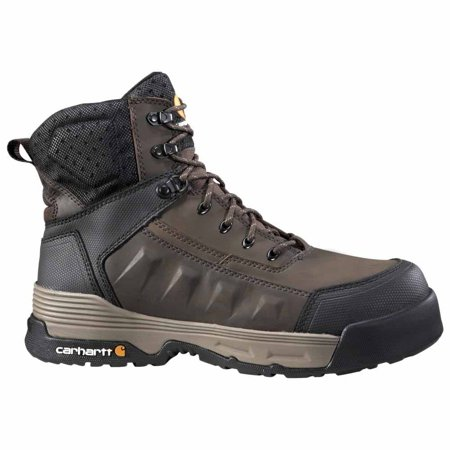 Carhartt Mens Boots - Carhartt 6 ft. Force Brown Composite Toe 11.5 M