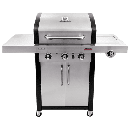 Char Broil Signature Tru Infrared 3 Burner Gas Grill by Char Broil