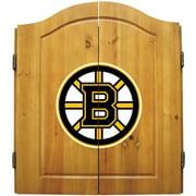Imperial International NHL Dart Cabinet, Boston Bruins