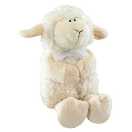 Praying Lamb (Toy-Plush-Musical Praying Lamb/Jesus Loves Me (11 )-Cream)