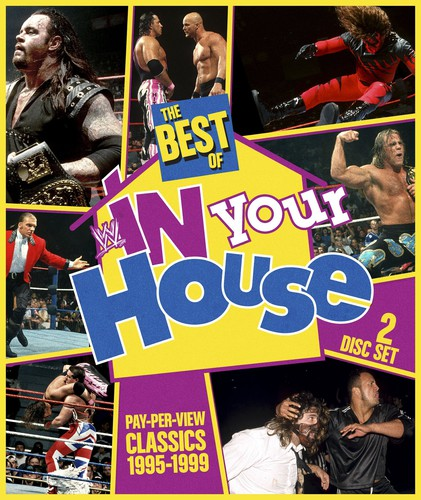 Click here to buy The Best of WWE in Your House (Blu-ray) by WWE HOME ENTERTAINMENT.
