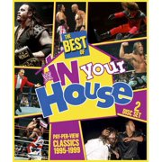 The Best of WWE in Your House (Blu-ray) by WWE HOME ENTERTAINMENT