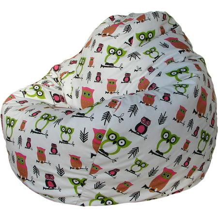 Bean Bag Boys Bean Bag, Premium, Owl 'Its A Hoot'