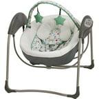 Graco Glider Lite Baby Swing, Zuba - Walmart.com