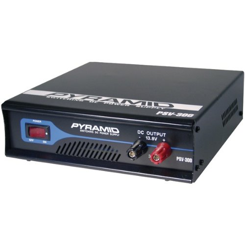 PYRAMID PYRPSV300B Heavy-Duty 30 Ampere Switching Power Supply