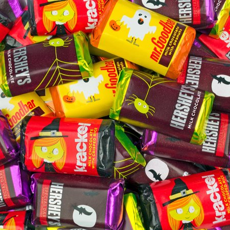 Halloween Candy Hershey's Miniatures Chocolate (2.25lb)