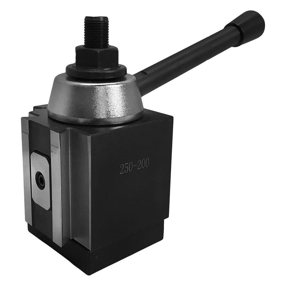 "10-15"" Lathe BXA Piston Type  Quick Change Tool Post CNC 250-200"
