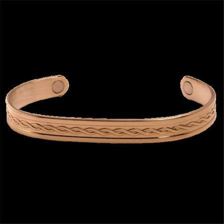Copper Magnetic Wristband - Copper Magnetic Wristband - Large & Extra Large